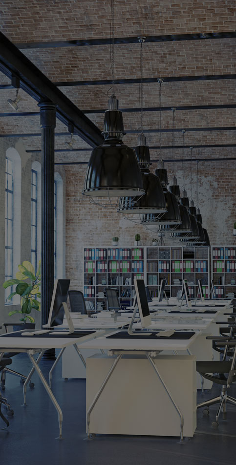 Le bureau arty